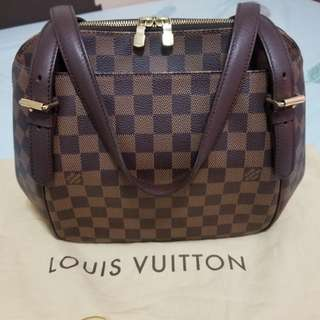 LV  Louis Vuitton Damier Canvas Belem MM Bag
