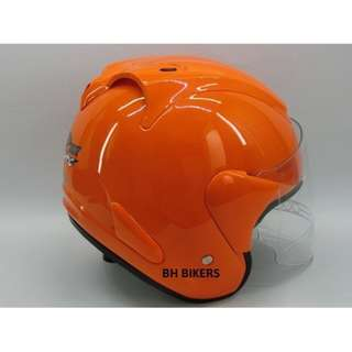 HELMET ARC RITZ (ORANGE)