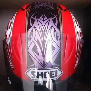 Shoei j Stream Polaris airbrush