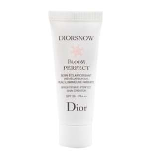 Diorsnow Bloom perfect Brightening Skin Creator