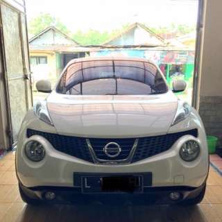 Nissan Juke RX 2013 Pmk 2014 (bukan Hrv,outlander,innova)