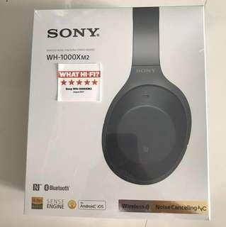 Sony WH1000X M2