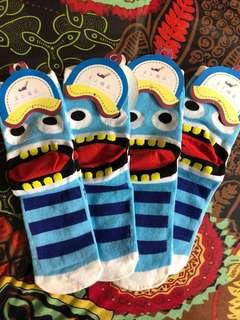 女裝韓國中筒襪 包郵
