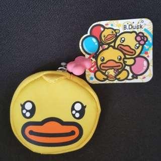 B.Duck 散銀包 Coins Bag