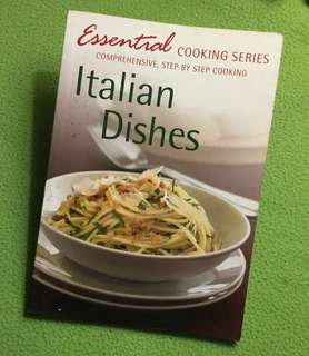 Essential Cooking series | Italian Dishes