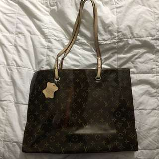 Louis Vuitton Replica Plastic (hard shell) Purse