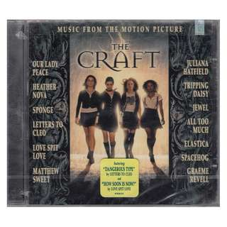<The Craft - Music From The Motion Picture> 1996 OST CD (Brand New)