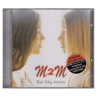 M2M: <The Big Room> 2001 CD (Brand New)