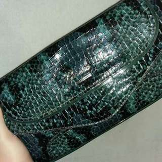 Authentic Guess Clutch Bag