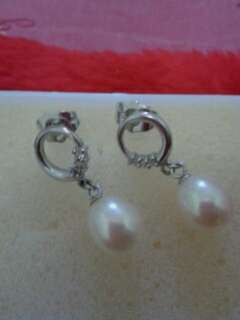 Anting Mutiara Preloved