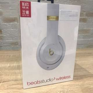 Beats Studio 3 Wireless headphone (Brand New)