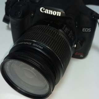 🚚 Canon EOS kiss X3 單眼相機