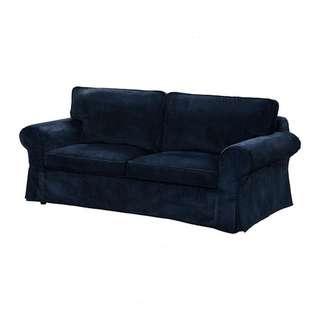 IKEA 2 seater sofa (fabric)