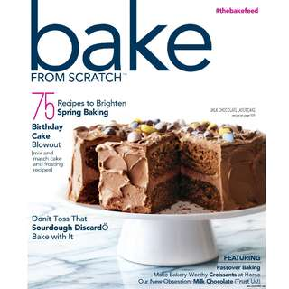 Bake from Scratch January 2018