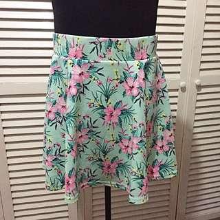 Brand New H&M Floral Skirt