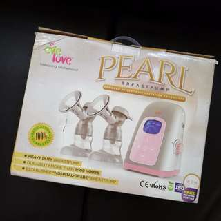 Breastpump Eve Love brand