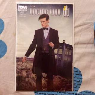 DOCTOR WHO COMIC ISSUE #13