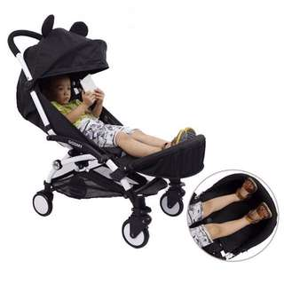 32 CM FOOTREST EXTENSION FOR STROLLER