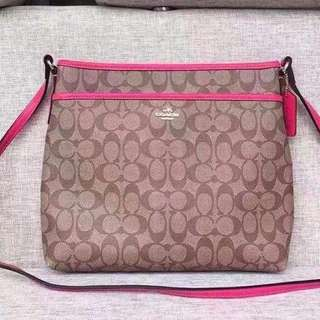 Coach Messenger Sling Bag