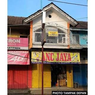 Dijual Ruko 2 Lantai Pasar Kutabumi Tangerang