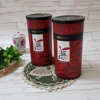 木柵區農會韻紅紅茶禮盒 (市價$800) 極品鐵觀音茶
