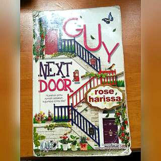 'Guy Next Door' 😍