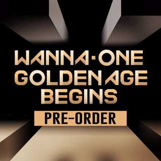 [Pre-order] Wanna One up-coming album