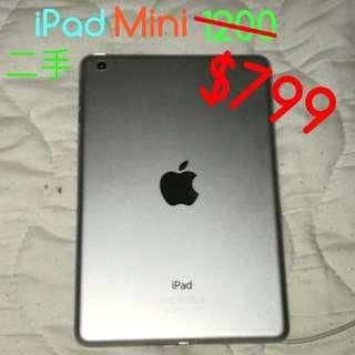 Apple iPad Reset 12G WIFI 二手!