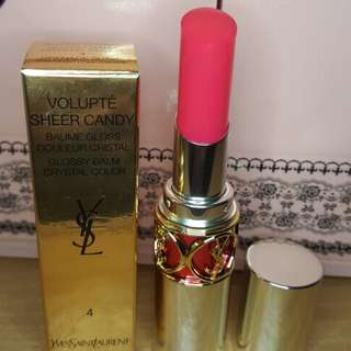 YSL Volupte Sheer Candy #4