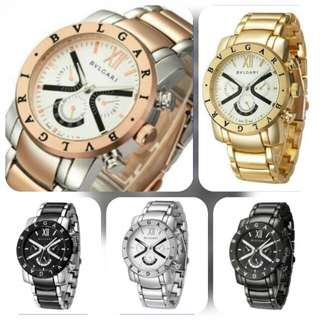 "PreOrder - ""Bvlgari"" Ladies' Watch (Designer Knockoffs)"