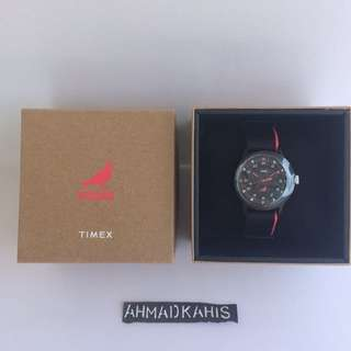 TIMEX x STAPLE PIGEON MK1 Aluminum