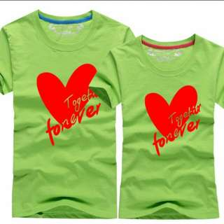 Couple set t shirt