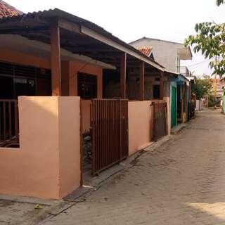 Rumah lokasi Simprug de Poris Tangerang LT 80m