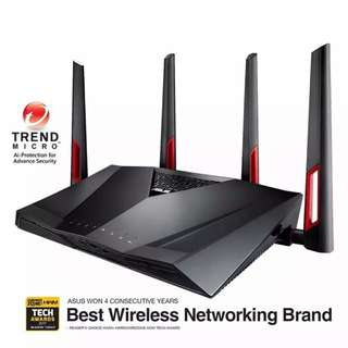 Ultimate wifi router with free installation! Ac88