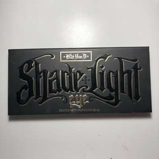 Kat Von D Shade + Light Eye Contour Palette Eyeshadow (Authentic)