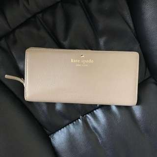 Kate spade leather wallet*price dropped *