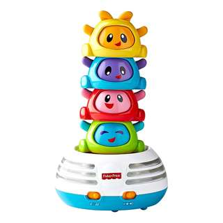 BRAND NEW Fisher-Price Bright Beats Build-a-Beat Stacker
