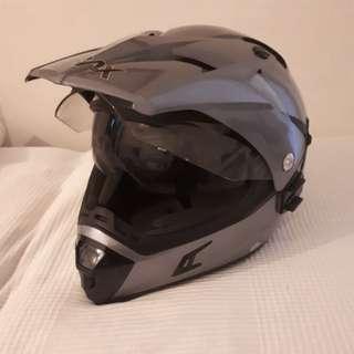 Trax T311 Fullface Helmet