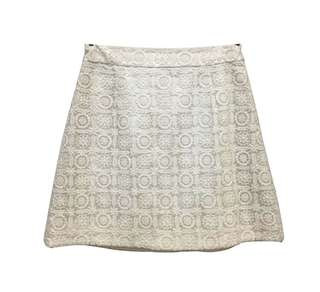 Lace pattern skirt, hq material (super pretty/personal fave)