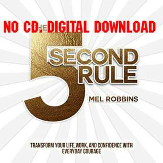 The 5-Second Rule - Mel Robbins (AUDIOBOOK)