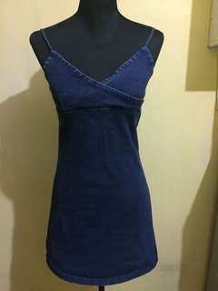 Maong Dress (soft)