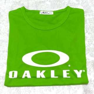 名牌Oakley T-shirt