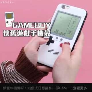 Game boy手機殻