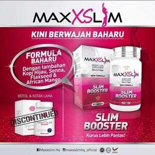 MaxXSlim Booster - 30 Capsules
