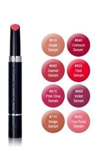 dior serum de rouge lipstick 840