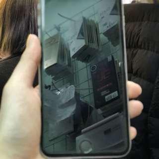 二手 IPhone6s plus 銀色 64gb