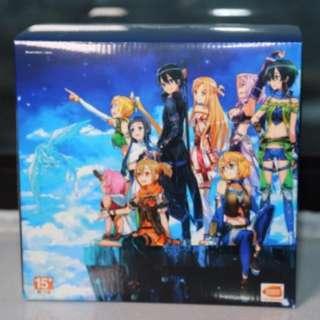 全新 PS4 刀劍神域 虛空幻界 SAO 限定 典藏版