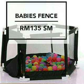 BABIES FENCE