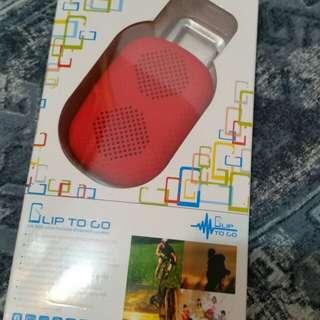 TechGear HR-908 Ultra Portable Bluetooth speaker