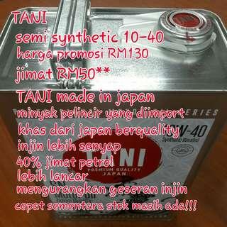 TANI OIL..semi synthetic